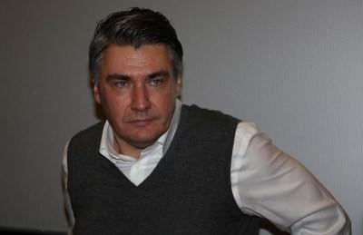 Z. Milanović (Foto TRIS/ H. Pavić)