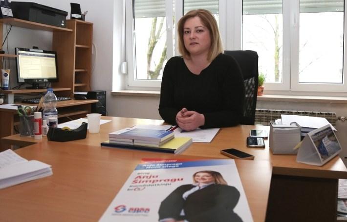 Anja Simpraga (Foto Tris H. Pavić)