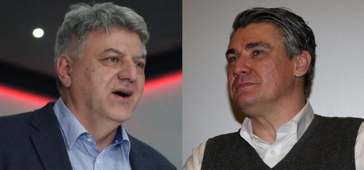 Komadina i Milanović (Foto Tris H. Pavić)