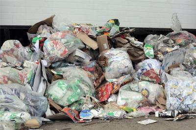 Komunalni otpad ili smeće (Foto Hina)