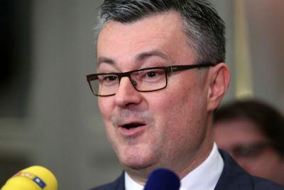 Ex-premijer Tihomir Orešković u Amsterdamu s osobnim tjelohraniteljima