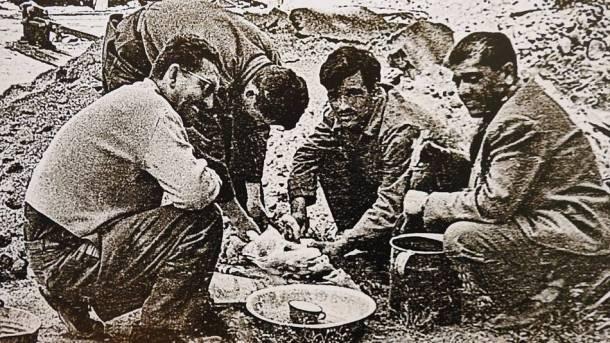 Predah Šibenčana u Skopju  (foto B. Fržop)