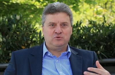 Intervju/Predsjednik Republike Makedonije, Gjorge Ivanov: Koridori koji su se koristili za drogu, sad su koridori za migrante
