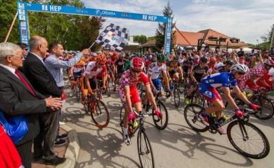 NP Krka službeni sponzor i domaćin dijela 3.etape Tour of Croatia