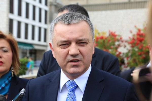 Ministar poduzetništva Darko Horvat (Foto: Tris/H. Pavić)