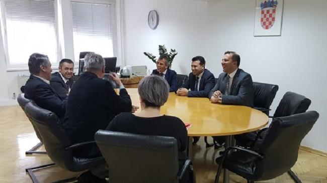 Zaev u SDP-u (Foto SDP)