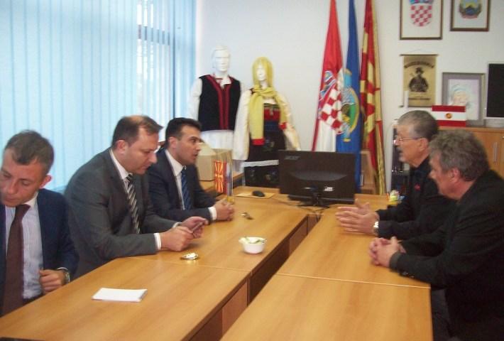 Zaev u Zagrebu (2)