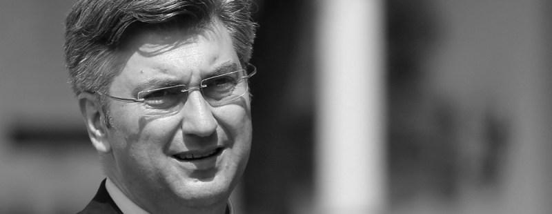 Portret tjedna/Andrej Plenković, kandidat za šefa HDZ-a: Salonski političar i HDZ-ov liberal, antipod Karamarku