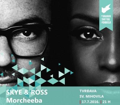 Potvrđeno: Morcheeba na šibenskoj tvrđavi sv. Mihovila nastupa 17. srpnja