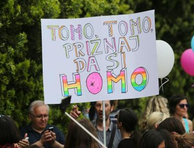 Još Hrvatska ni propala – Zagreb Pride prošao je bez incidenata