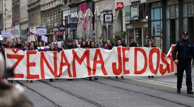 Ženska mreža odbila poziv državnog vrha na proslavu 25. obljetnice državnosti
