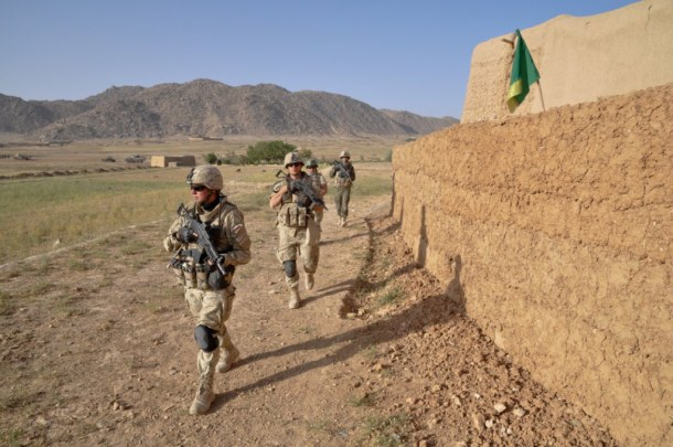 Rat u Afganistanu, glad u Afganistanu (foto Wikipedia)
