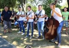 Iz Slavojije su stigli tamburaši