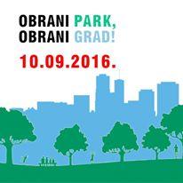 Pravo na grad i Zelena akcija se pridružuju prosvjedu za park: Zagreb nije toliko malen da bi stao u gradonačelnikov džep