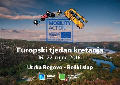 """Np Krka: Rekreativna utrka """"Rogovo-Roški slap"""""""