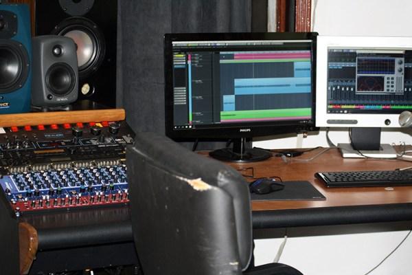 Studio 'Božo', odnosno jedan njegov manji dio (Foto: TRIS)
