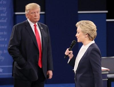 """Clinton opet bolja u debati, Trump se uspio """"održati na površini"""""""
