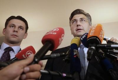 Plenković i Petrov: Ovo je početak jedne dobre suradnje/kompromisa u kojima je svima i podjednako dobro i podjednako loše