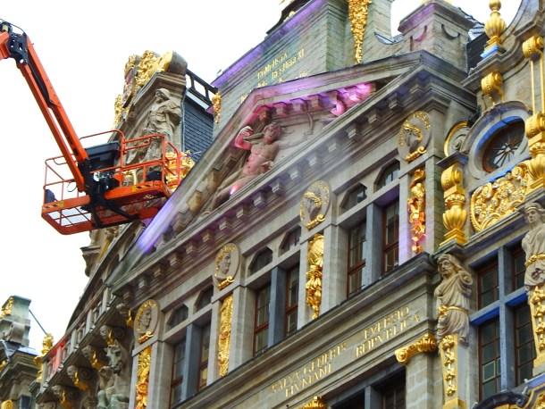 Kad nema turista, poravlja se 'zlatnina' po zgradama