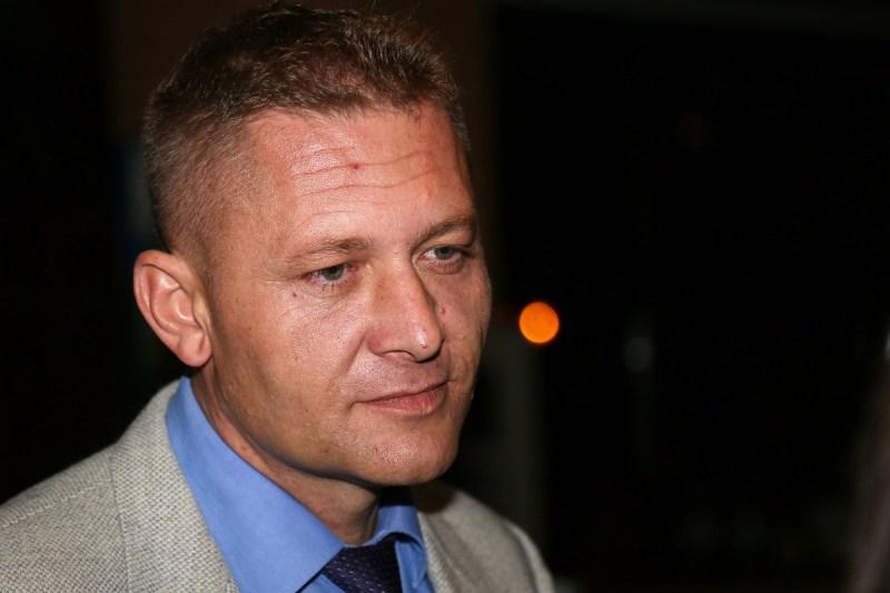 Predsjednik HSS-a Krešo Beljak (Foto: Tris/H. Pavić)