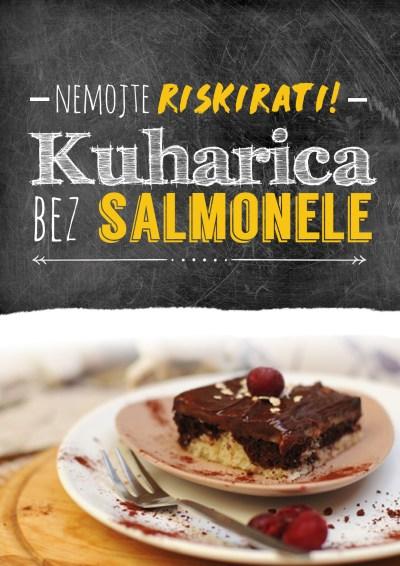 Kuharica bez salmonele: Vege-sarmom protiv bezobzirnih uvoznika mesa