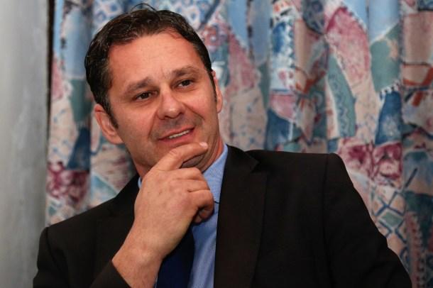 Novi predsjednik ŽO HSS-a Šibensko-kninske županije Marin Mikšić (Foto: Tris/H. Pavić)