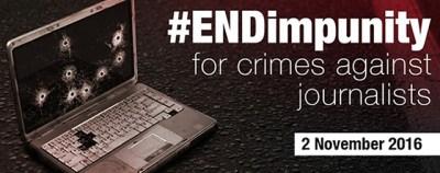 Nekažnjeni zločini nad novinarima