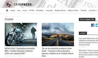 Fairpress na TRIS-u: U okviru MEDIA CIRCLE projekta
