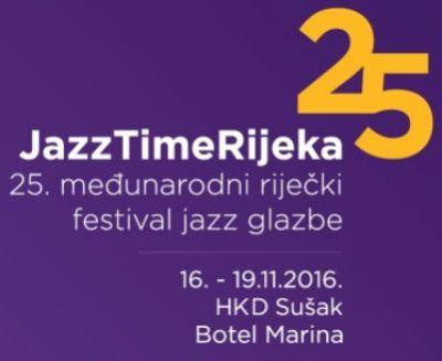 25. JazzTimeRijeka: Najavljen program festivala