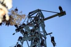 Žice s dalekovoda su odavna očerupane