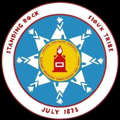 Logotip Standing Rocka