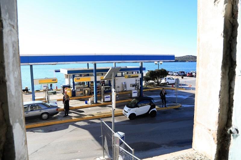 Pogled s prvog kata budućeg hotela tvrtke Riva sunce (Foto: Tris/H. Pavić)