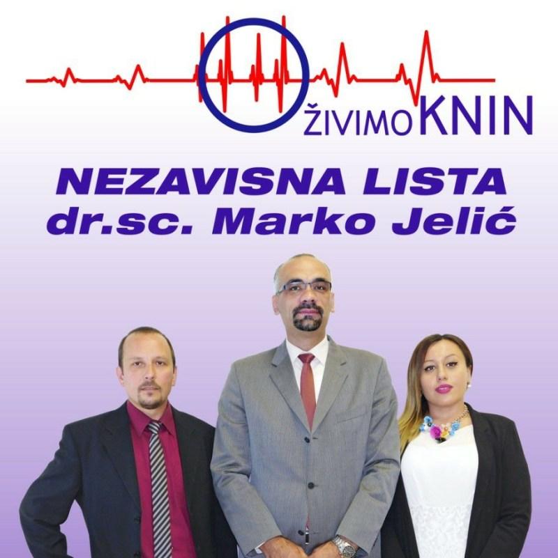 Dr. Jelić o prošloj kninskoj vlasti:  Neki su plaćali večere od  35.000 kuna, a naši sugrađani su ostajali bez puno važnijih stvari.