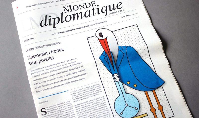 Stopama Z. Hasanbegovića: Peticija i pismo za Le Monde Diplomatique