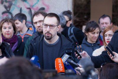 Tomislav Tomašević (foto Facebook)