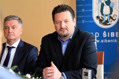 Ministar Lovro Kuščević (Foto: tris/H. Pavić)