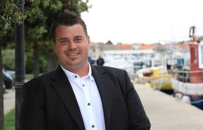Toni Turčinov, načelnik Općine Murter-Kornati (Foto: H. Pavić)
