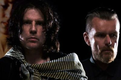 Ian Astbury i Billy Duffy