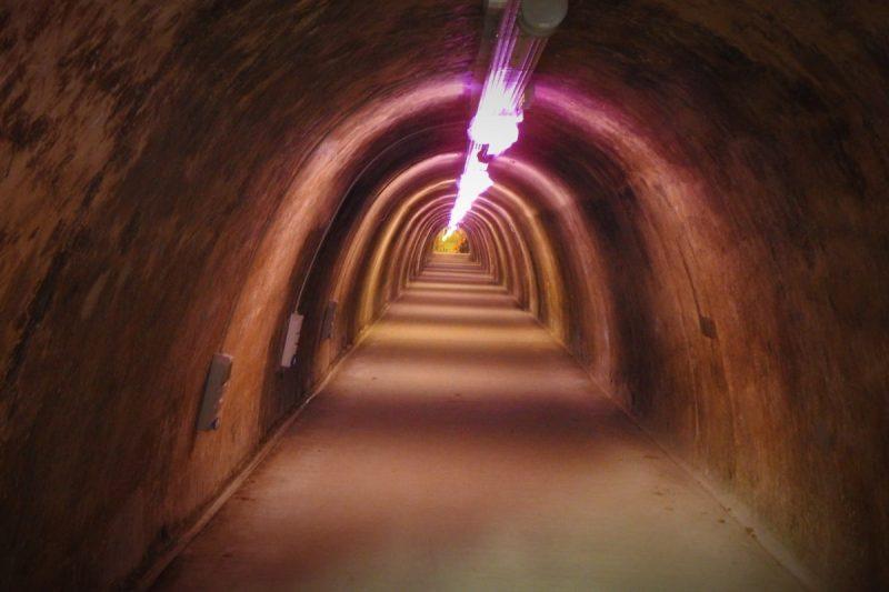 Primpreme u tunelu Grič (foto TRIS/G. Šimac)