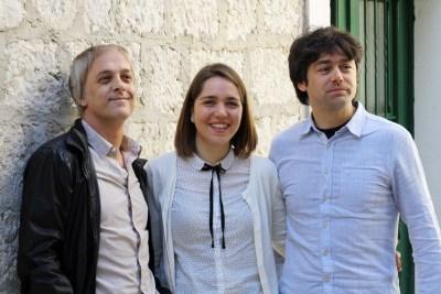Valentino Barešić, Mateja Šeneta Skračić i Mate Skračić (Foto: Jozica Krnić)