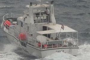 Brod Danče - foto MMPI