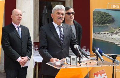Neven Periša, Frane Malenica i Goran Horvatović/Foto:Tris