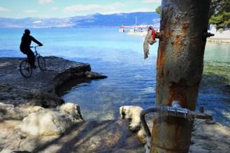 Ilustracija, plaža Bene u Splitu (foto TRIS/G. Šimac)
