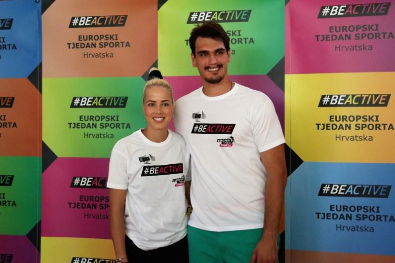 Antonija Sandrić (Mišura) i Dario Šarić (Foto: Tris/H. Pavić)