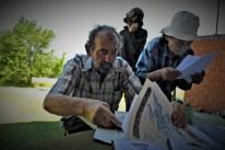 'Tu je negdje taj papir...' (foto TRIS/G. Šimac)