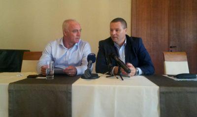 Goran Pauk i Kristijan Staničić (Foto: TRIS)