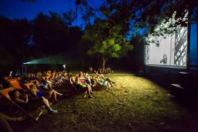 Gledanje filmova s DORF-a na lokaciji SuperUha (Foto: SuperUho)