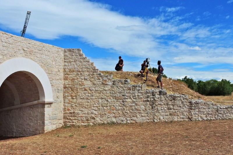Amfiteatar Burnum/Foto: NP KRKA
