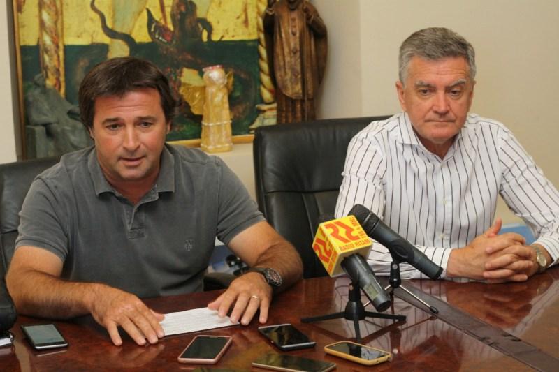 Dino Karađole i Željko Burić (Foto: Jozica Krnić)