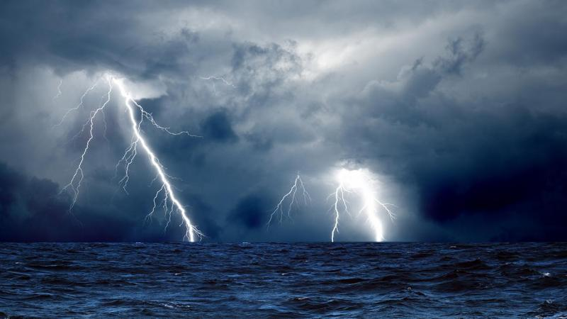 Oluja na moru